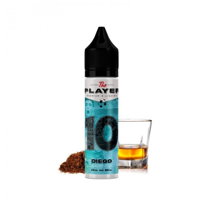 The Player - 10 Diego 10ml (60ml)