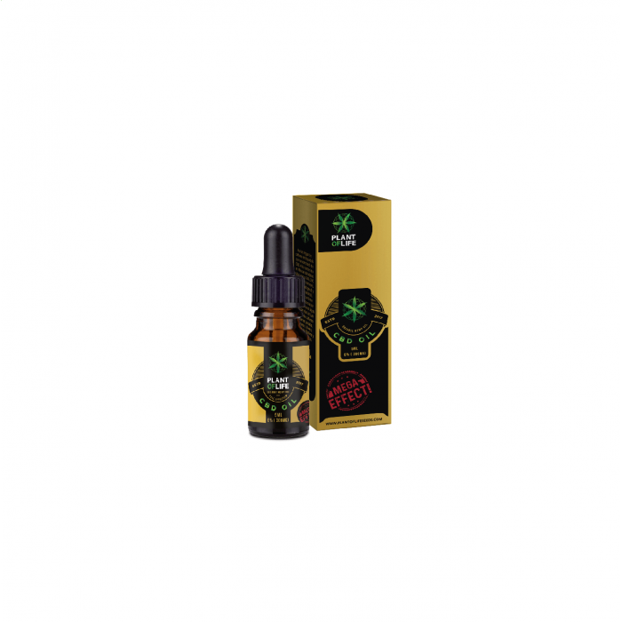 Plant Of Life CBD Oil 6% 5ml