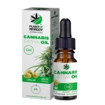 Plant of Remedy Cannabis Oil Olive Oil 3% 10ml - Plant of Life