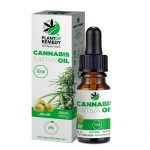 Plant of Remedy Cannabis Oil Olive Oil 6% 10ml - Plant of Life