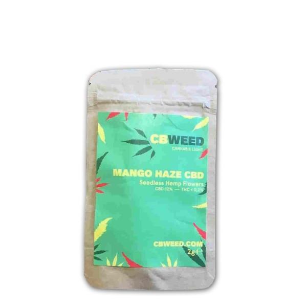 Cbweed Mango Haze CBD 2gr