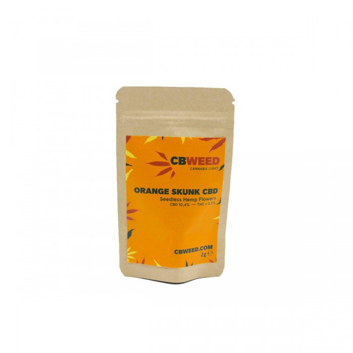 Cbweed Orange Skunk CBD 2gr