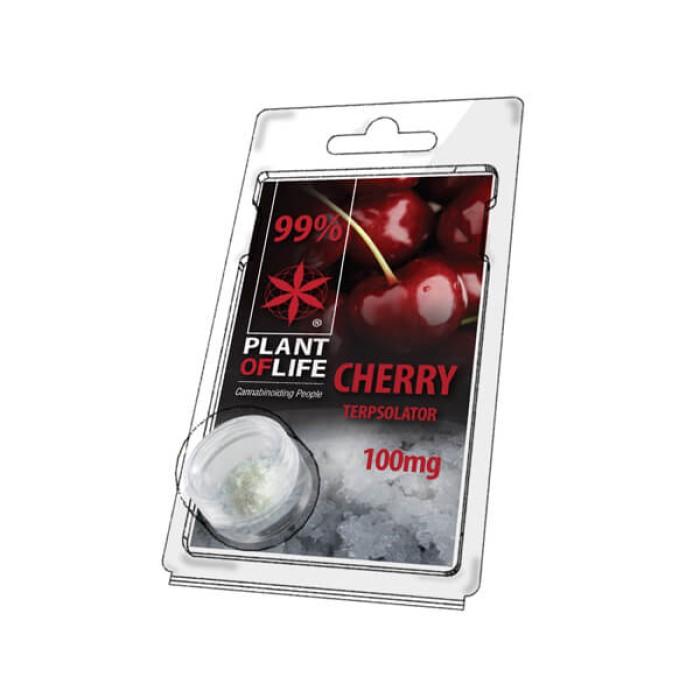 Plant of Life Terpsolator 99% CBD Cherry 100mg