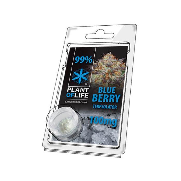Plant of Life Terpsolator 99% CBD Blueberry 100mg