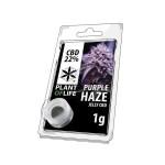 Plant Of Life CBD Jelly 22% Purple Haze