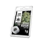 Plant Of Life CBD Jelly 22% Mango Kush