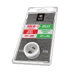 Plant Of Life Solid vs Jelly Sour Diesel vs Amnesia Haze 0.5+0.5gr