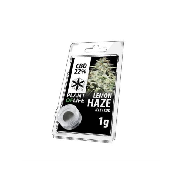 Plant Of Life CBD Jelly 22% Lemon Haze