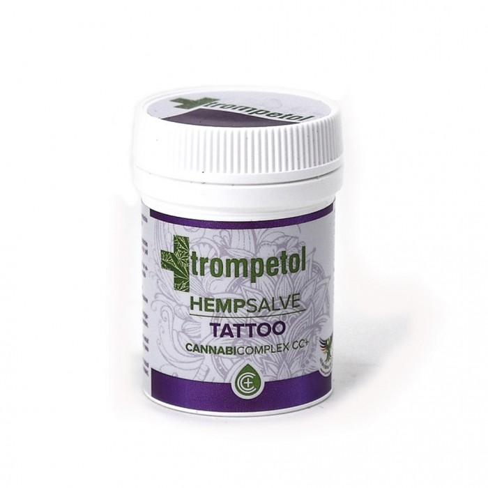 Trompetol Hemp Salve Tattoo 50ml