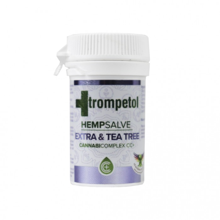 Trompetol Extra Tea Tree Ointment 30ml