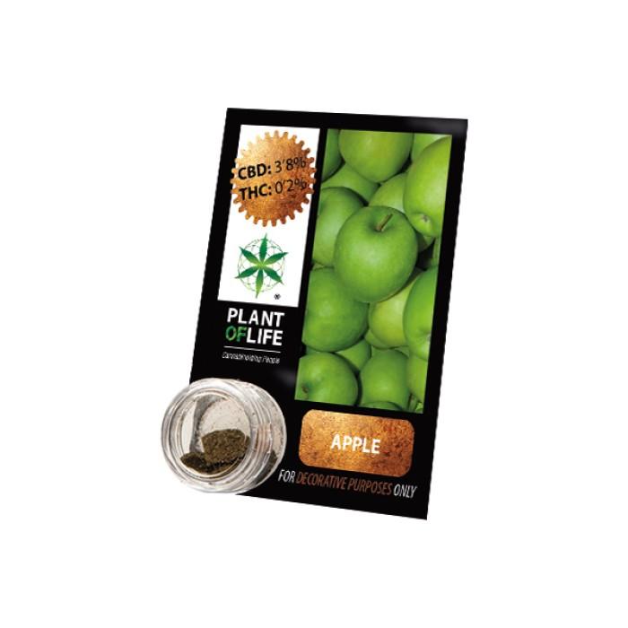 Plant Of Life CBD 3.8% Apple