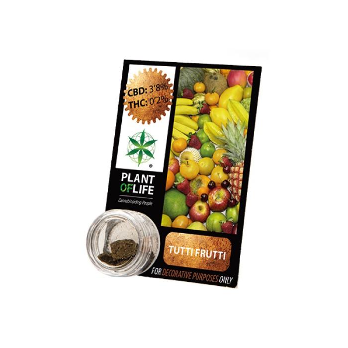 Plant Of Life CBD 3.8% Tuttifrutti