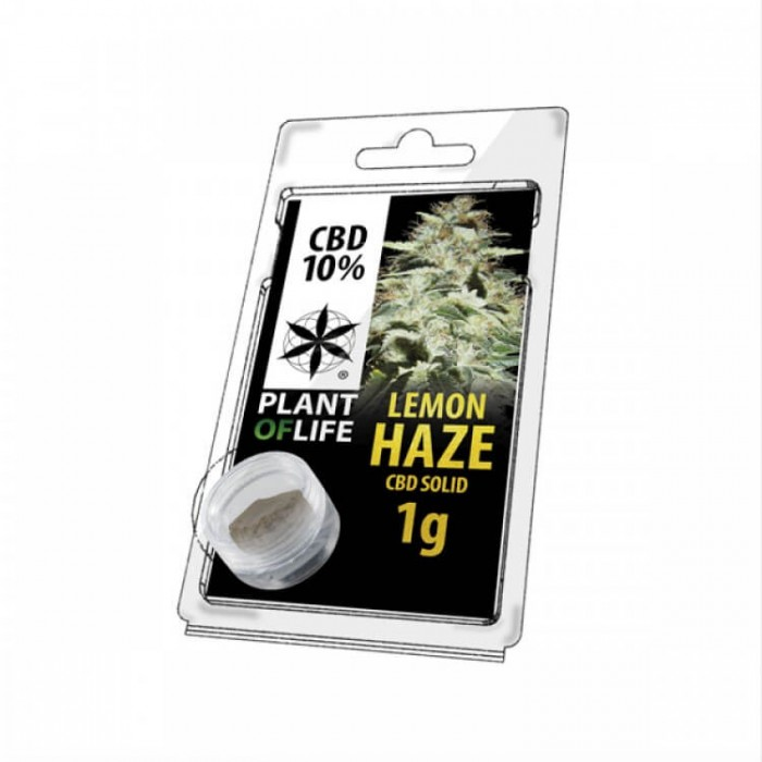 Plant Of Life CBD Solid 10% Lemon Haze