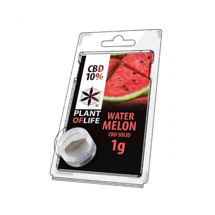 Plant Of Life CBD Solid 10% Watermelon
