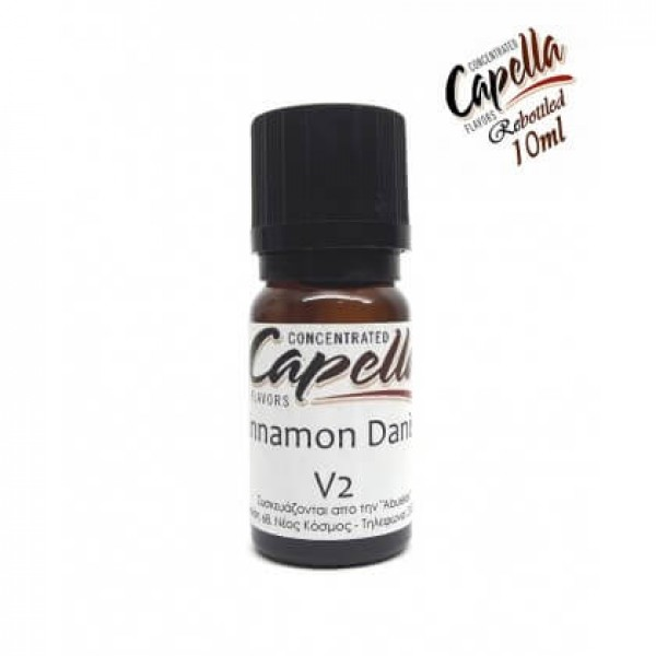 Capella Cinnamon Danish Swirl V2 (Rebottled) 10ml Flavor