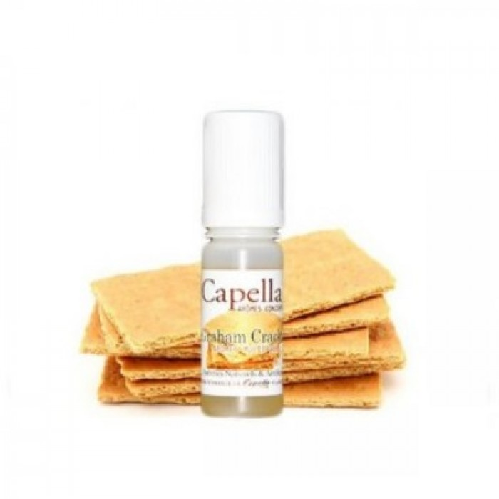 Capella Graham Cracker V2 10ml