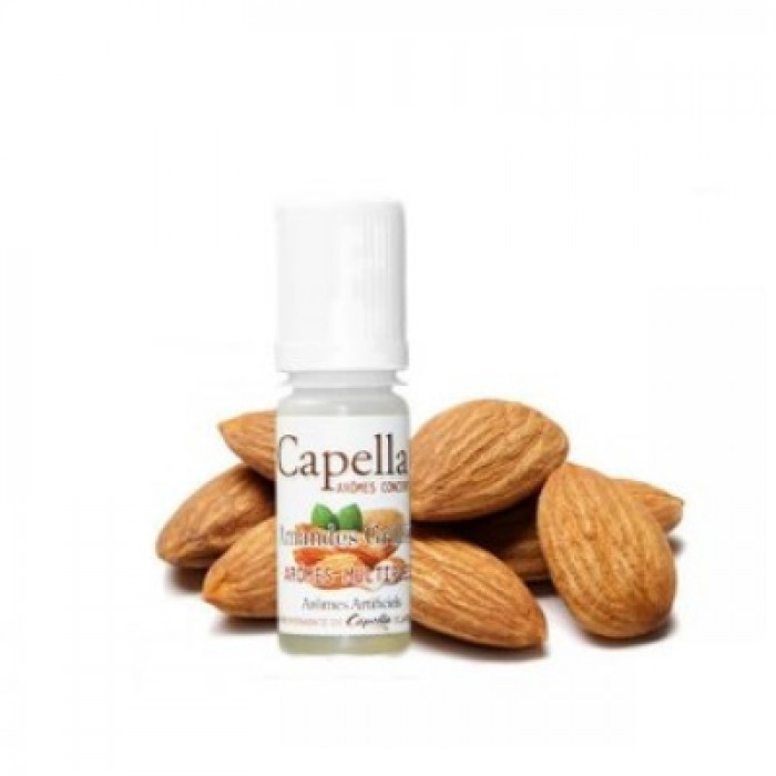 Capella - Toasted Almond 10ml