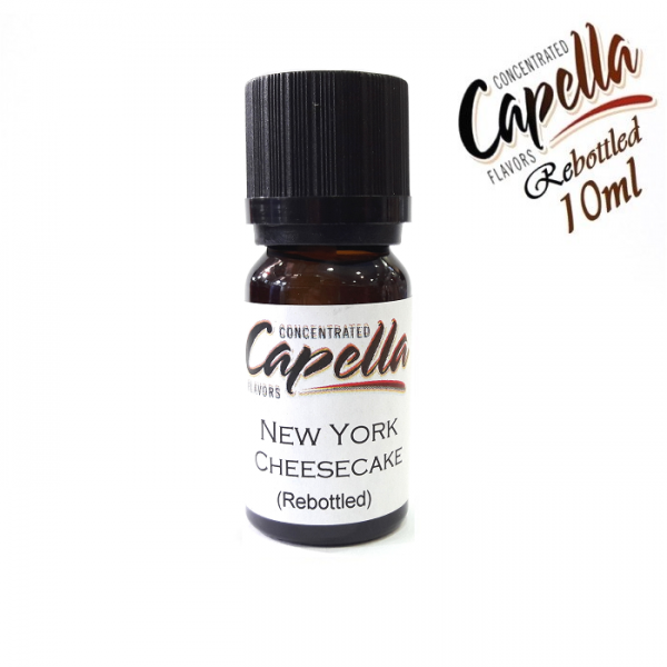 Capella New York Cheesecake (rebottled) 10ml Flavor