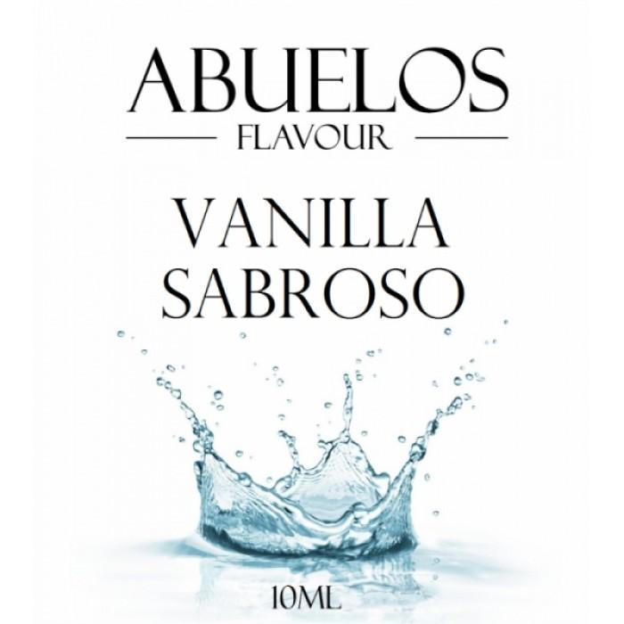 Abuelos - Vanilla Sabroso Flavor 10 ml