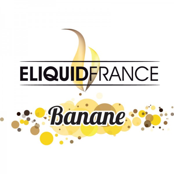 Eliquide France Banana Flavor 10ml