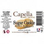 Capella Sugar Cookie Flavor 10ml