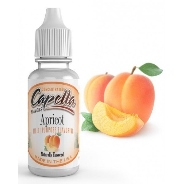 Capella Apricot 10ml