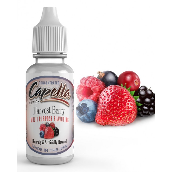 Capella Harvest Berry Flavor 10ml