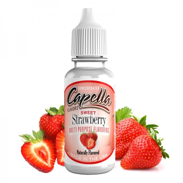 Capella Strawberry Falvor 10ml