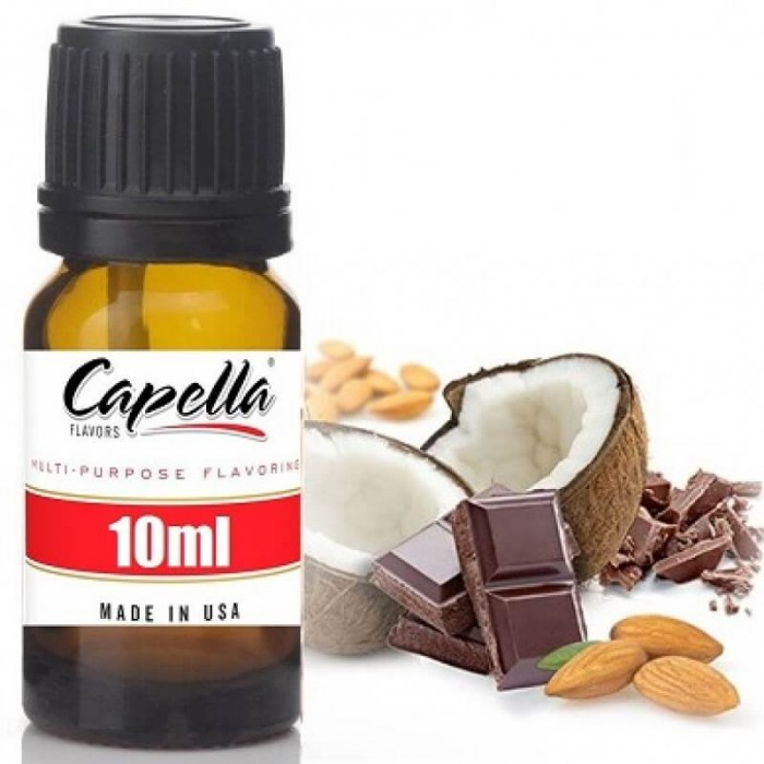 Capella Chocolate Coconut Almond (rebottled) 10ml Flavor