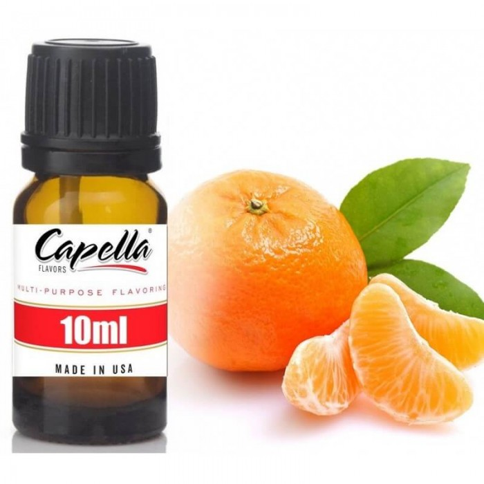Capella Sweet Tangerine RF (rebottled) 10ml Flavor