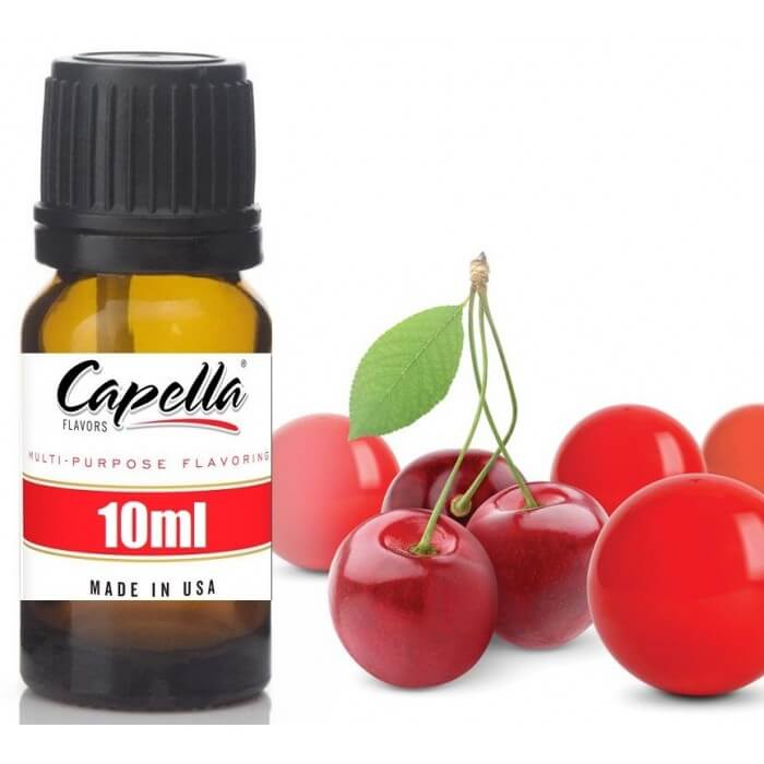 Capella Tart Cherry (rebottled) 10ml Flavor