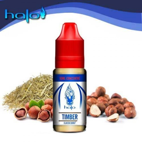 Halo - Timber Flavor 10ml