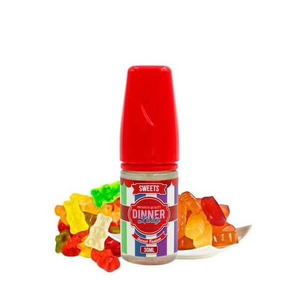 Dinner Lady Sweet Fusion Flavor 30ml