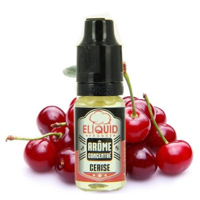 Eliquide France Cherry Flavor 10ml