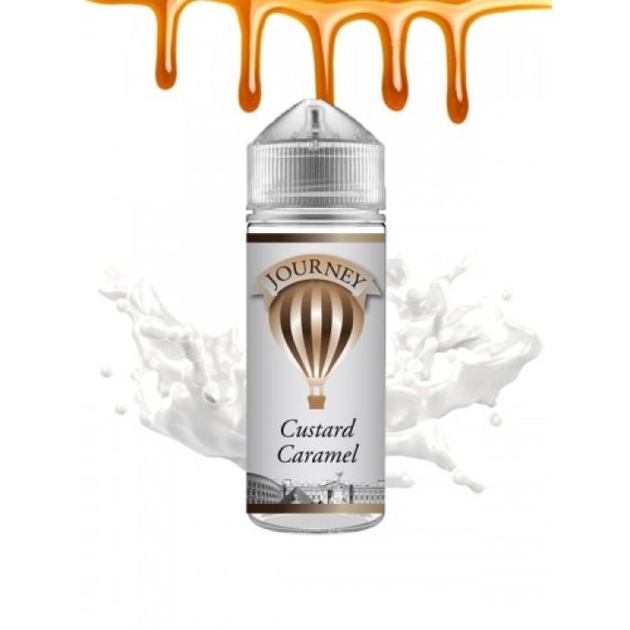 Journey Custard Caramel