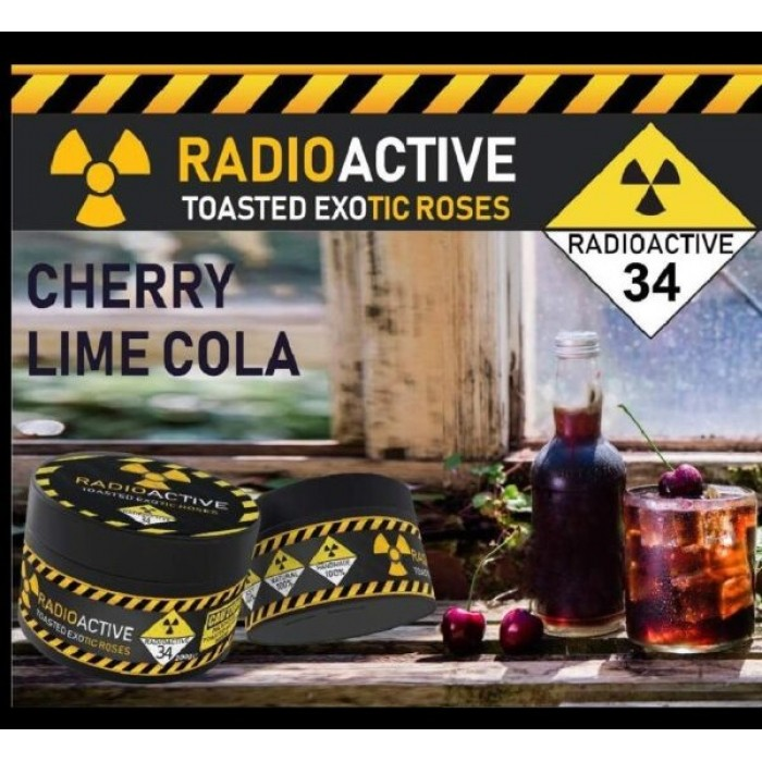 Radioactive Cherry Lime Cola 200gr