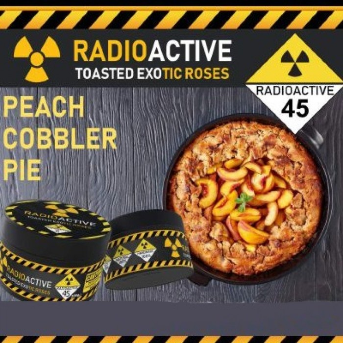 Radioactive Peach Cobbler 200gr