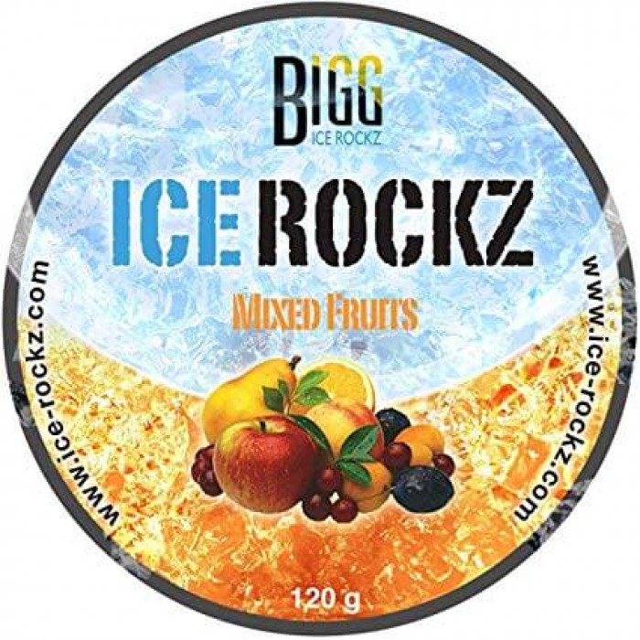 Ice Rockz Mixed Fruits 120g
