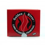 Charcoal For Shisha Golden River Red
