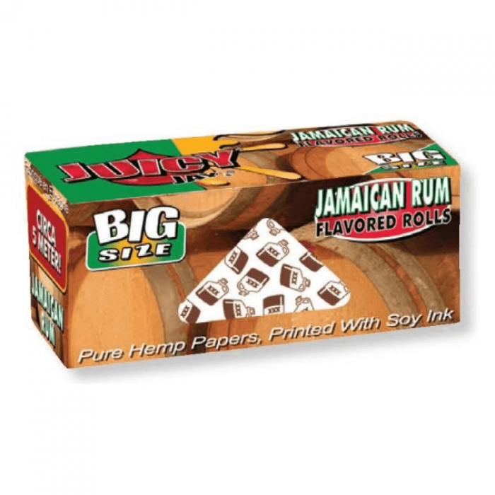 Juicy Jays Jamaican Rum Roll