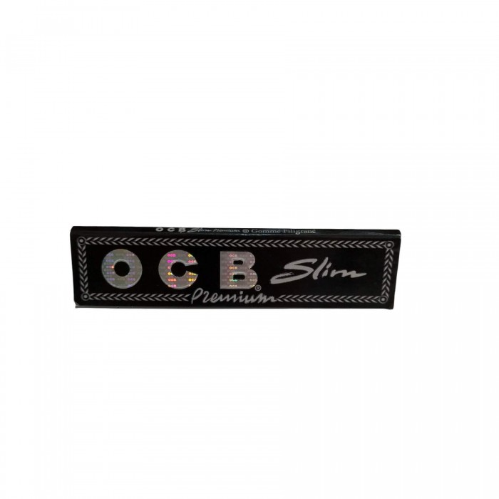 OCB Black King Size Slim