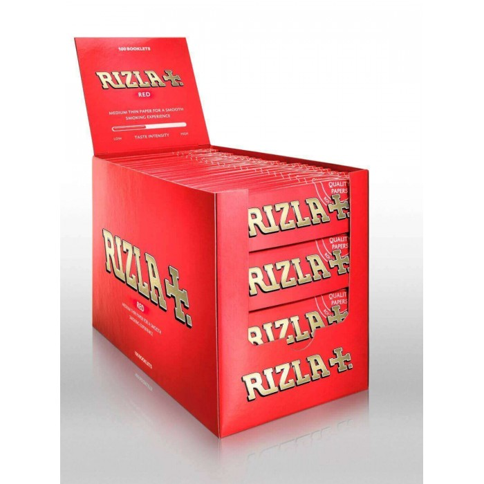 Rizla Χαρτάκια Red (100 Τεμ.)