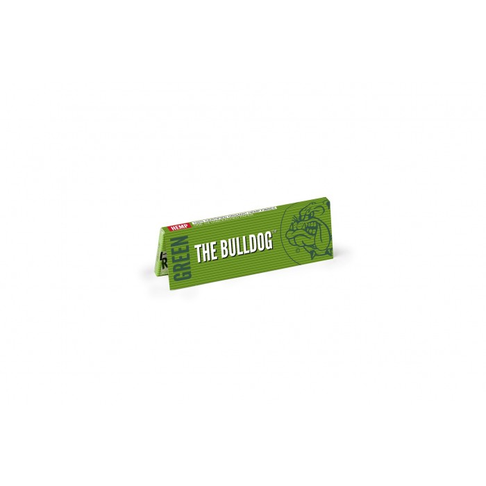 The Bulldog Green King Size Slim