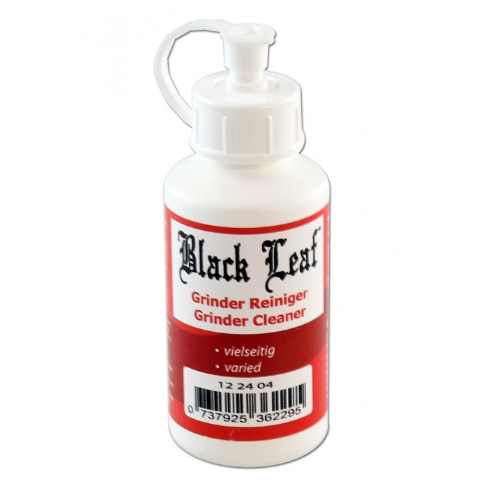'Black Leaf' Grinder Cleaner