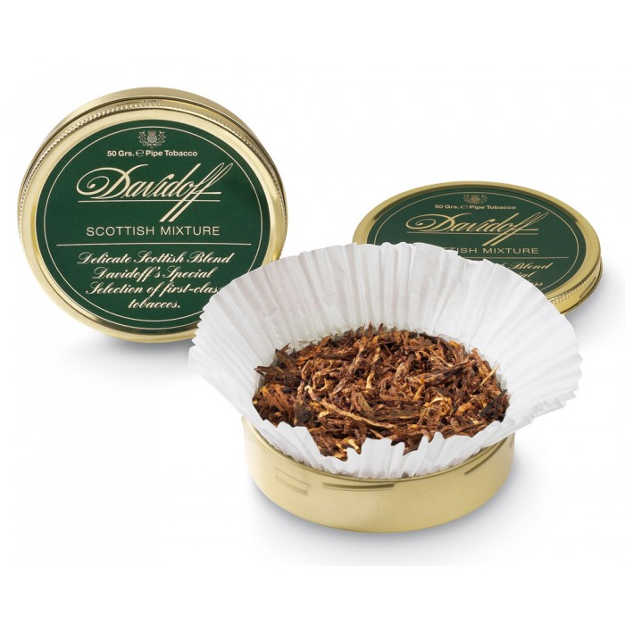 DAVIDOFF - Scottish Mixture