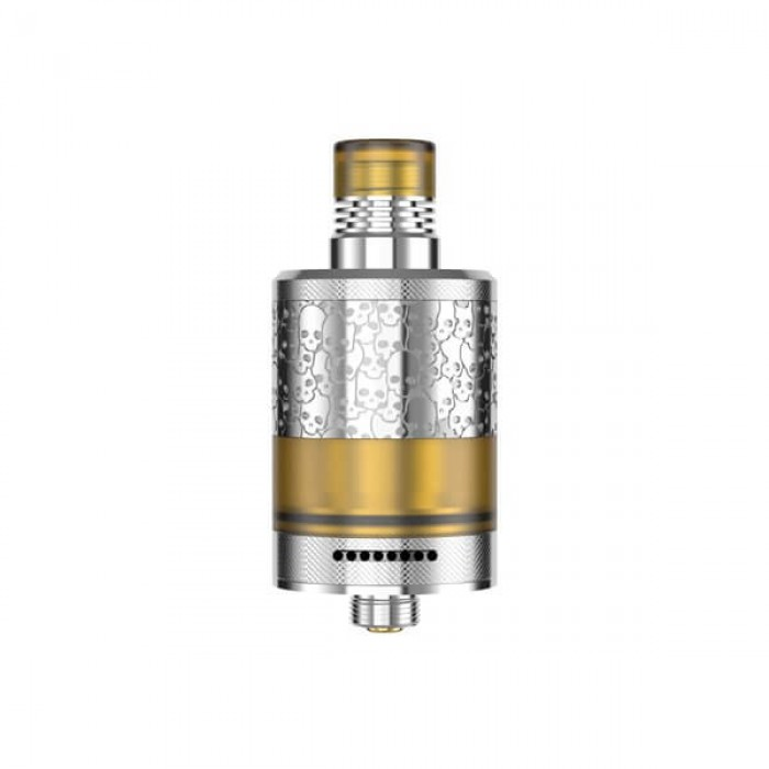 BD Vape Precisio MTL RTA 2.7ml Silver Night Limited Edition