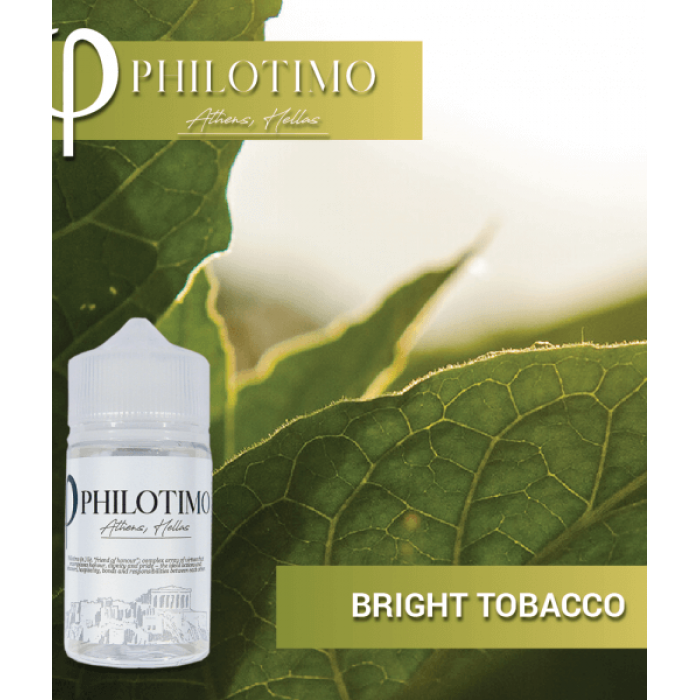 Philotimo Bright Tobacco