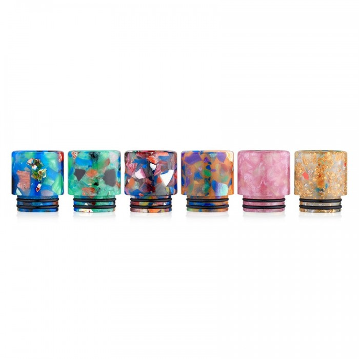 Drip Tip Flower Resin