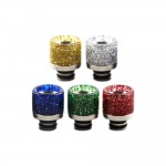 Drip Tip Stainless Steel Sequins 510 0275