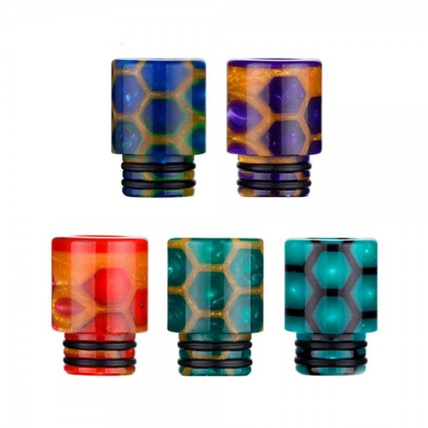 Drip Tip Sailing Epoxy Resin Snake Pattern 510 SL232